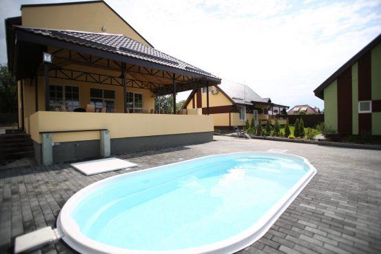 база отдыха с басейном